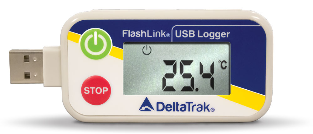FlashLink USB Logger Reusable Data Logger