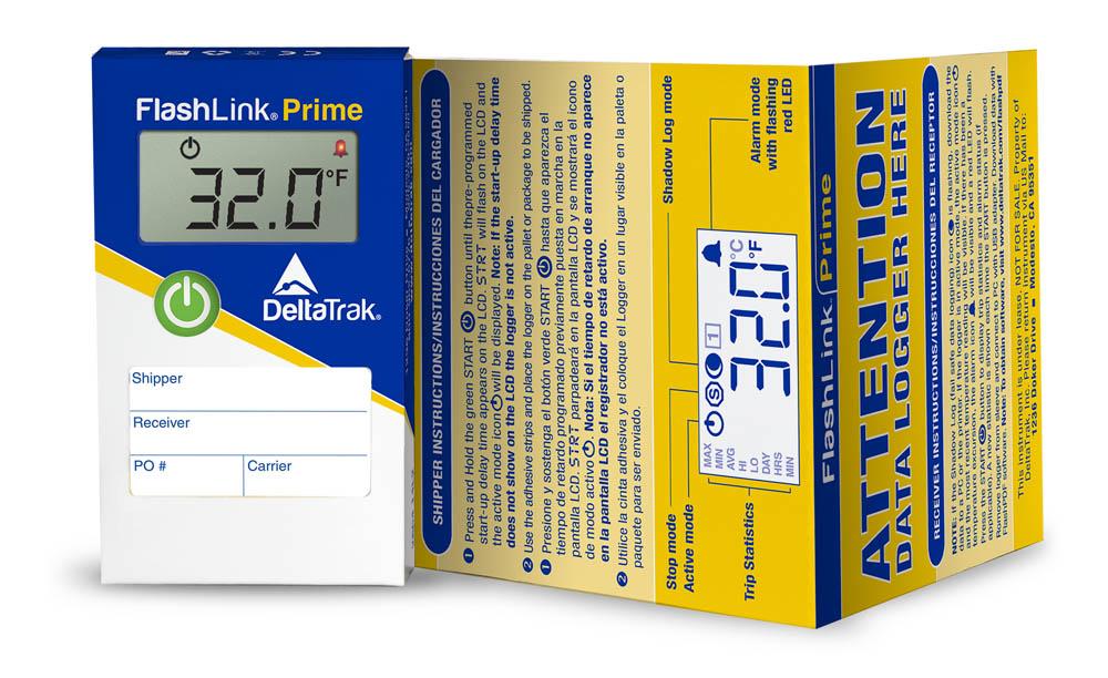 Prime Universal Produce Data Logger