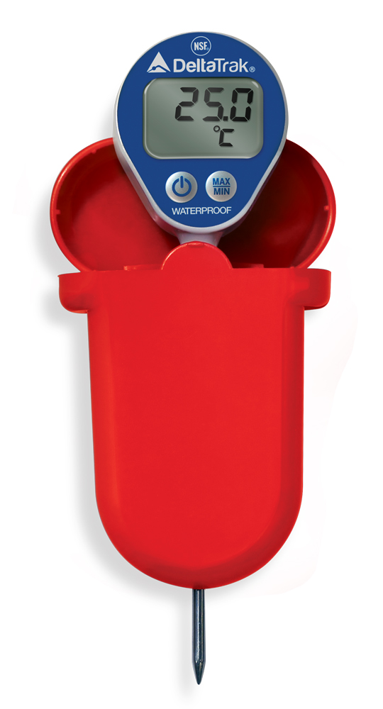 FlashCheck Waterproof Dishwasher Thermometer Kit
