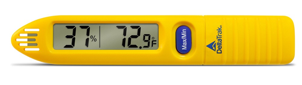 Pocket Type Thermo-Hygrometer