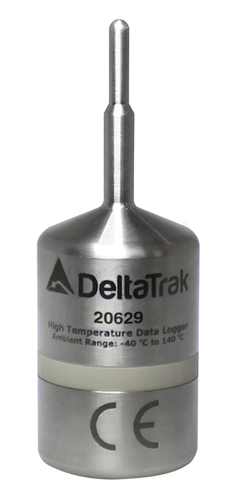 High Temp Stainless Steel Data Logger