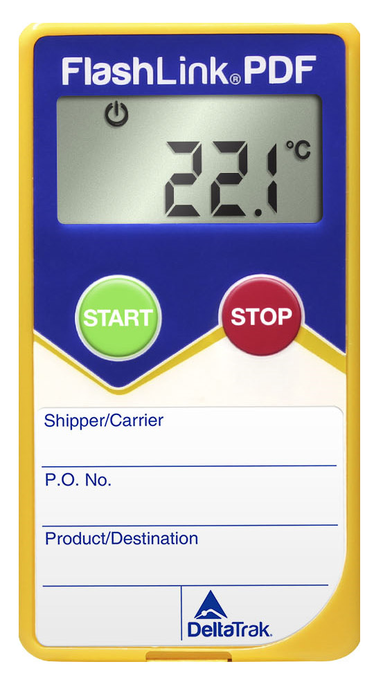 FlashLink PDF In-Transit Data Logger