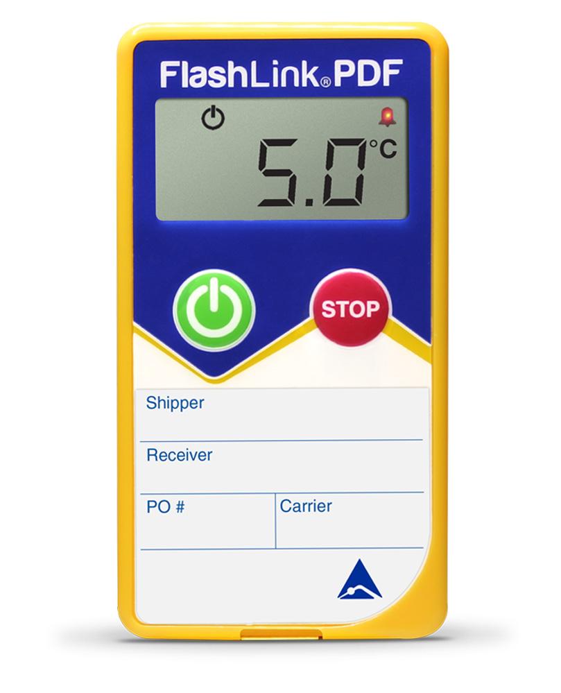FlashLink PDF In-Transit Data Logger
