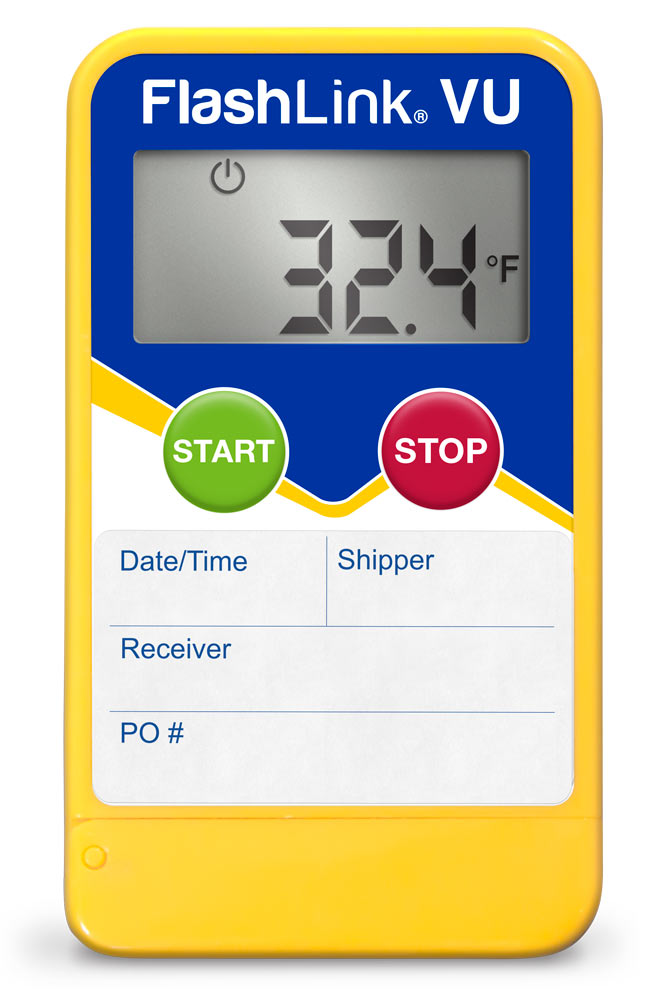 FlashLink VU Universal Produce Data Logger