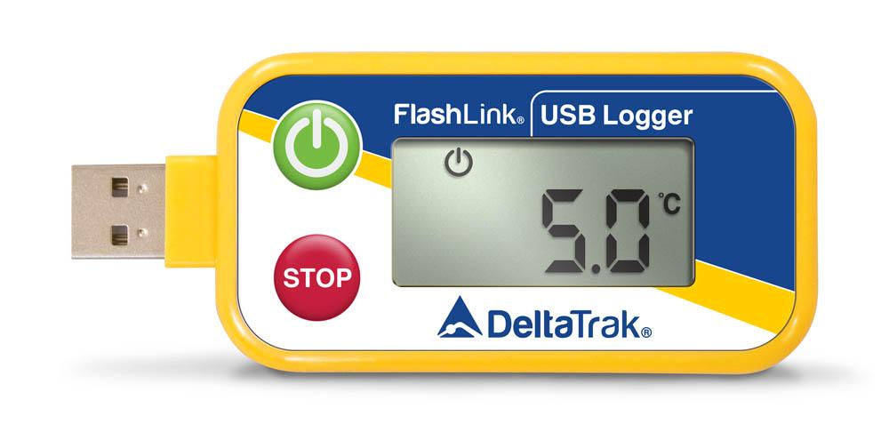 FlashLink USB In-Transit Logger