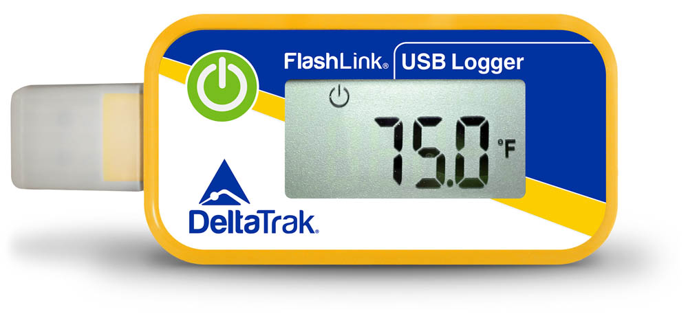 FlashLink Cold Chain USB In-Transit Logger