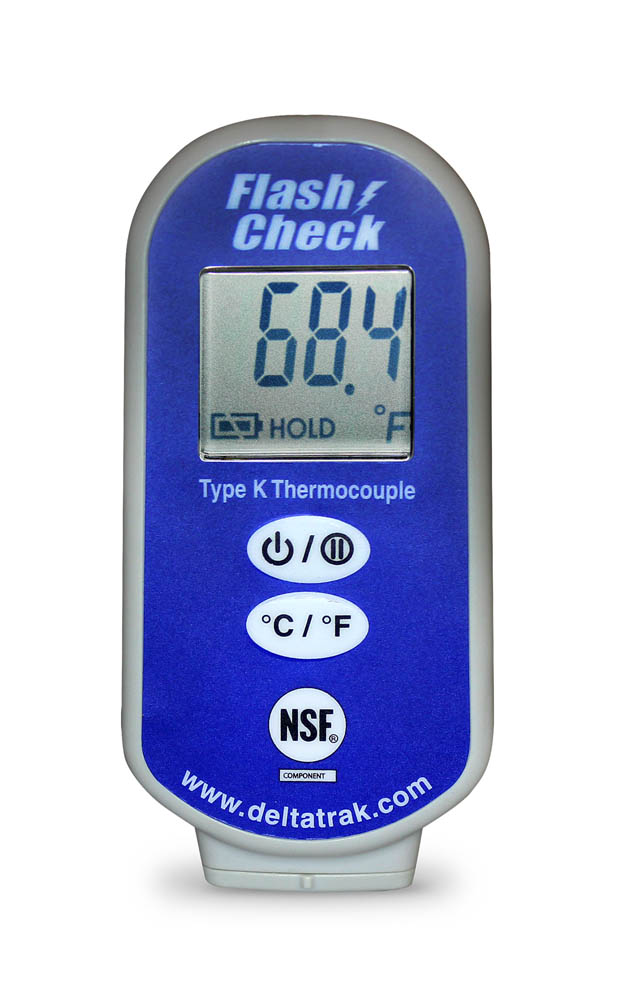 25003 Digital Thermocouple Thermometer Base Unit