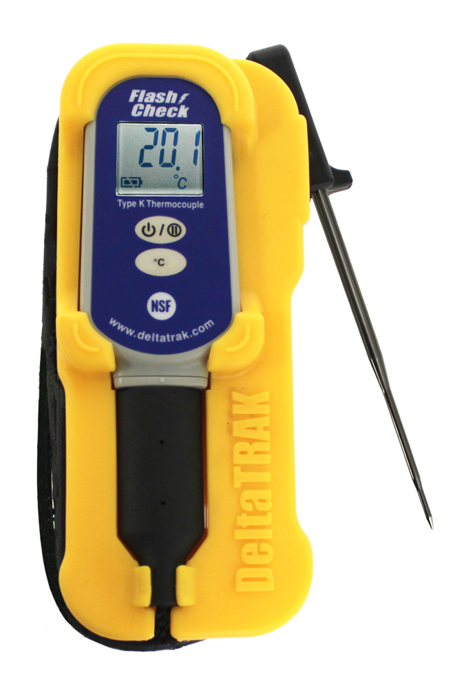 FlashCheck Ruggy Thermocouple Thermometer Kit