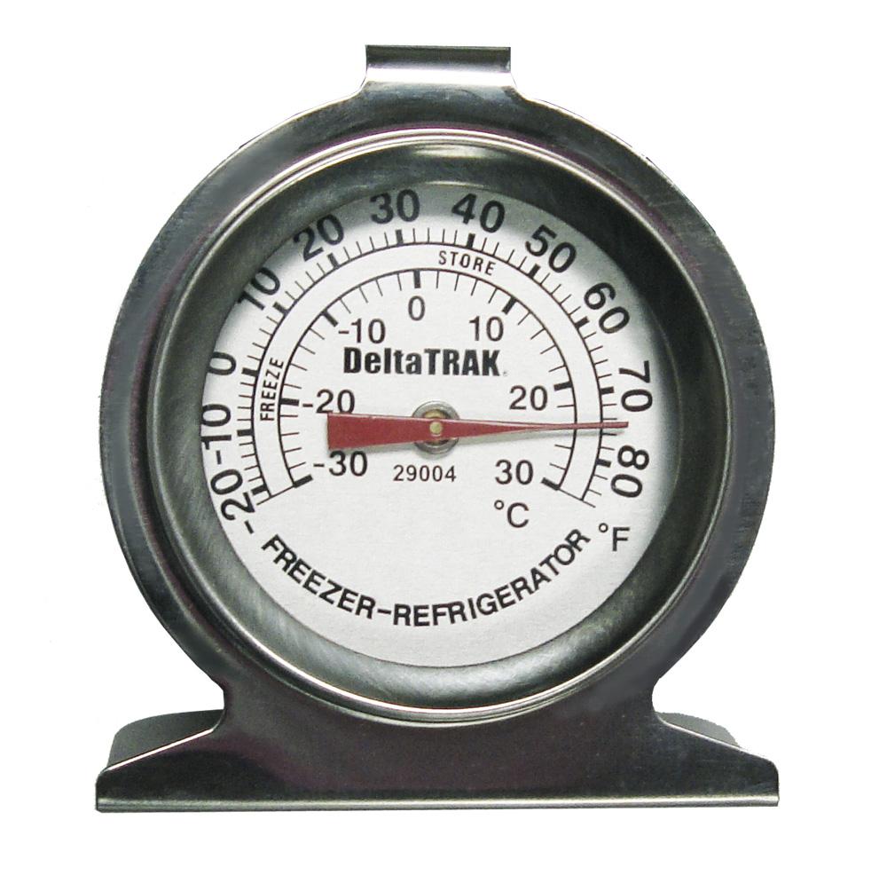 Freezer-Refrigerator Thermometer
