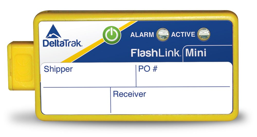 FlashLink Mini In-Transit Logger