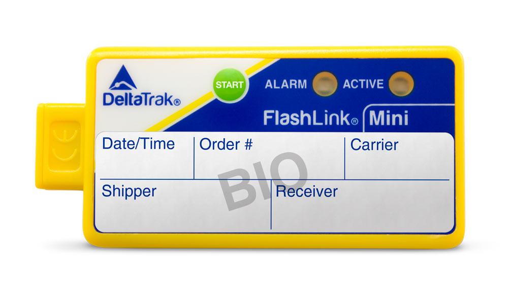 FlashLink Vaccine Electronic Shipping Indicator
