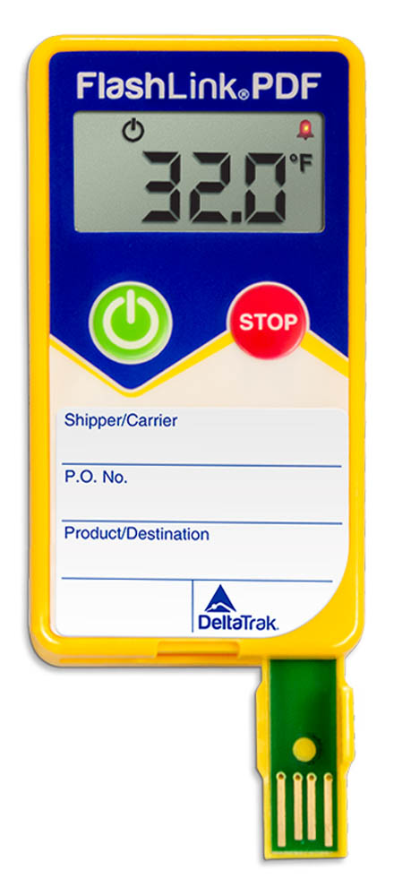 FlashLink PDF In-Transit Logger