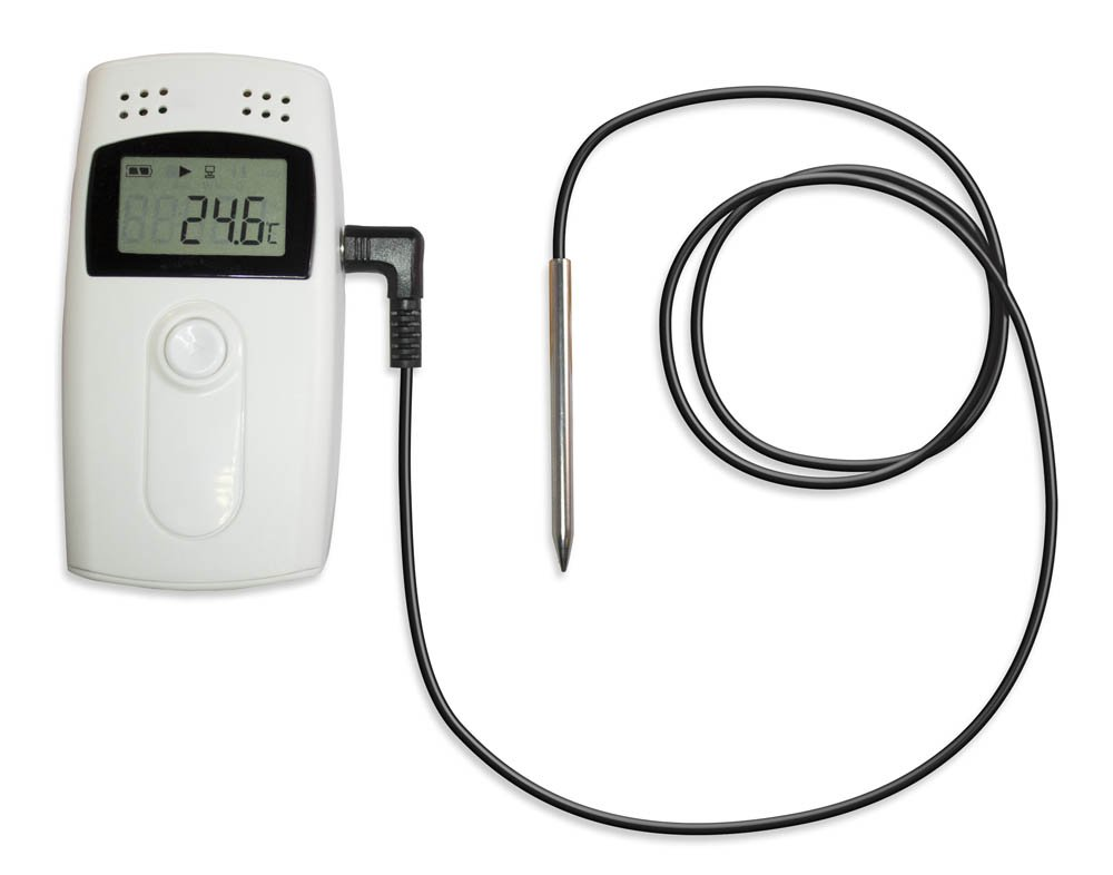 FlashLink  USB Reusable Temperature and Humidity Data Logger