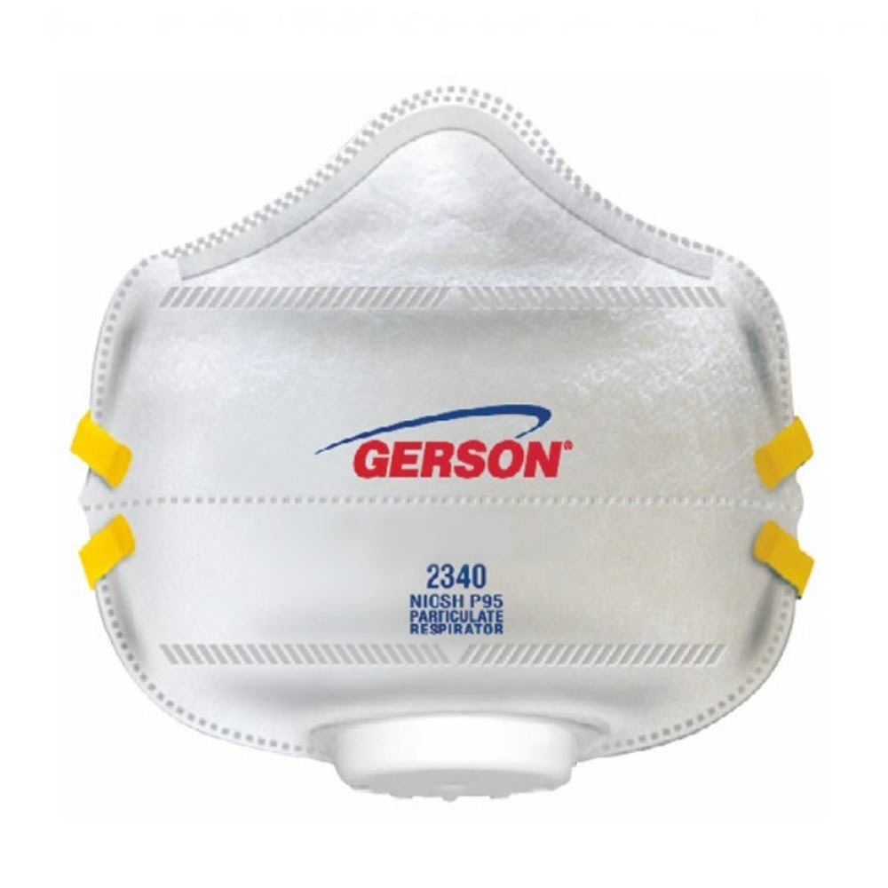 Gerson 2340 P95 Particulate Respirator Mask
