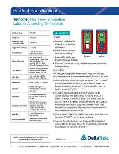 TempDot Plus 51050