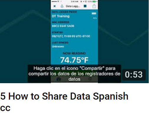 5 how to share data