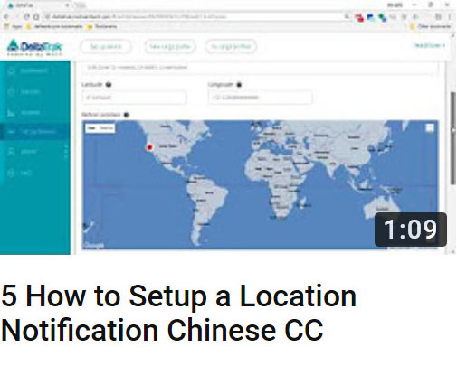 5 how to set up a location notification