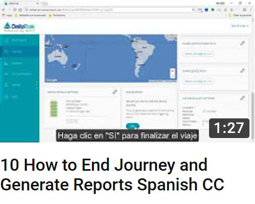 10 how to end journey and generate reports