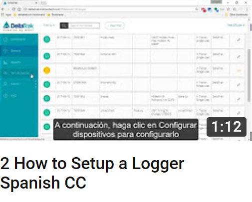 2 how to setup a logger